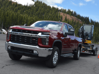 So Much More for You in the Chevrolet Silverado HD