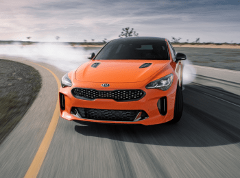 The Kia Stinger is Handsome and Amazing in Every Way