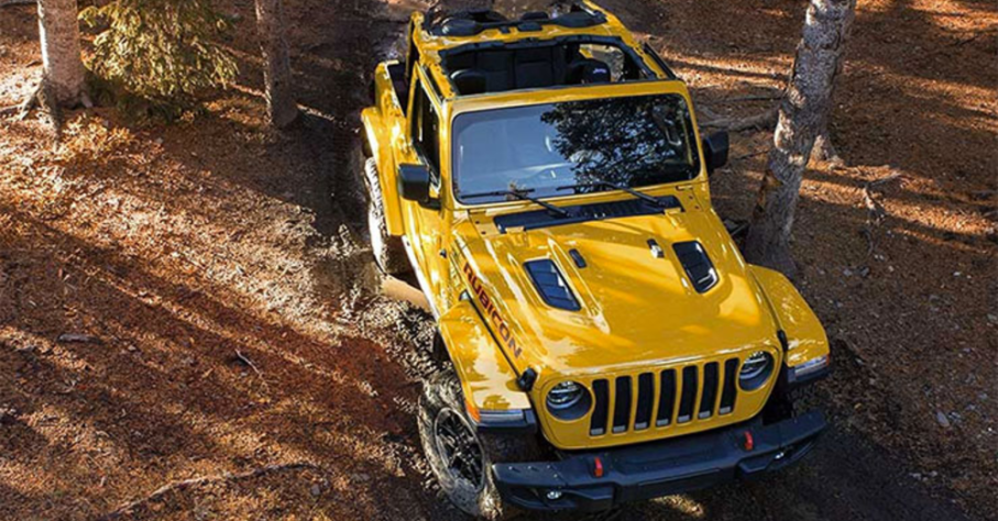 Your Jeep Wrangler Might be Right for a West Coast Road Trip