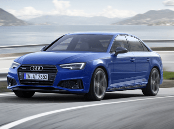 Audi Proves Sedan Driving is Great with the A4