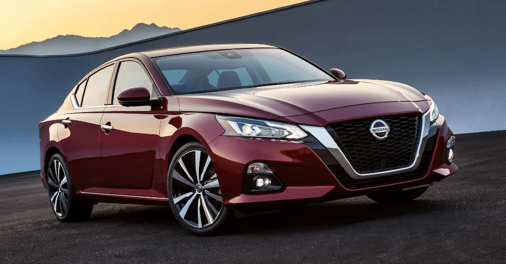 The Nissan Altima has Some New Tricks
