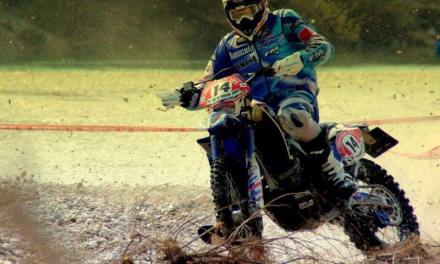 YAMAHA WR450F RALLY BY TEAM REBEL DOMINA ALL'ITALIANO BAJA!