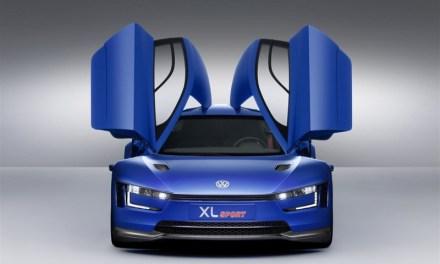 Anteprima mondiale Volkswagen con la XL Sport con motore high-tech Ducati