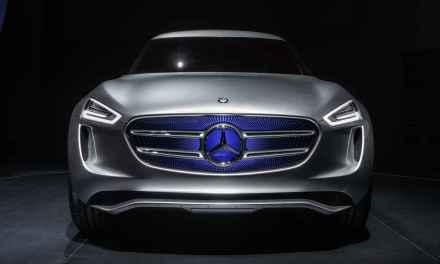 Mercedes Benz Vision G-Code Il futuro prende forma.