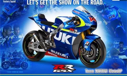Il ritorno di Suzuki in MotoGp – DNA sportivo