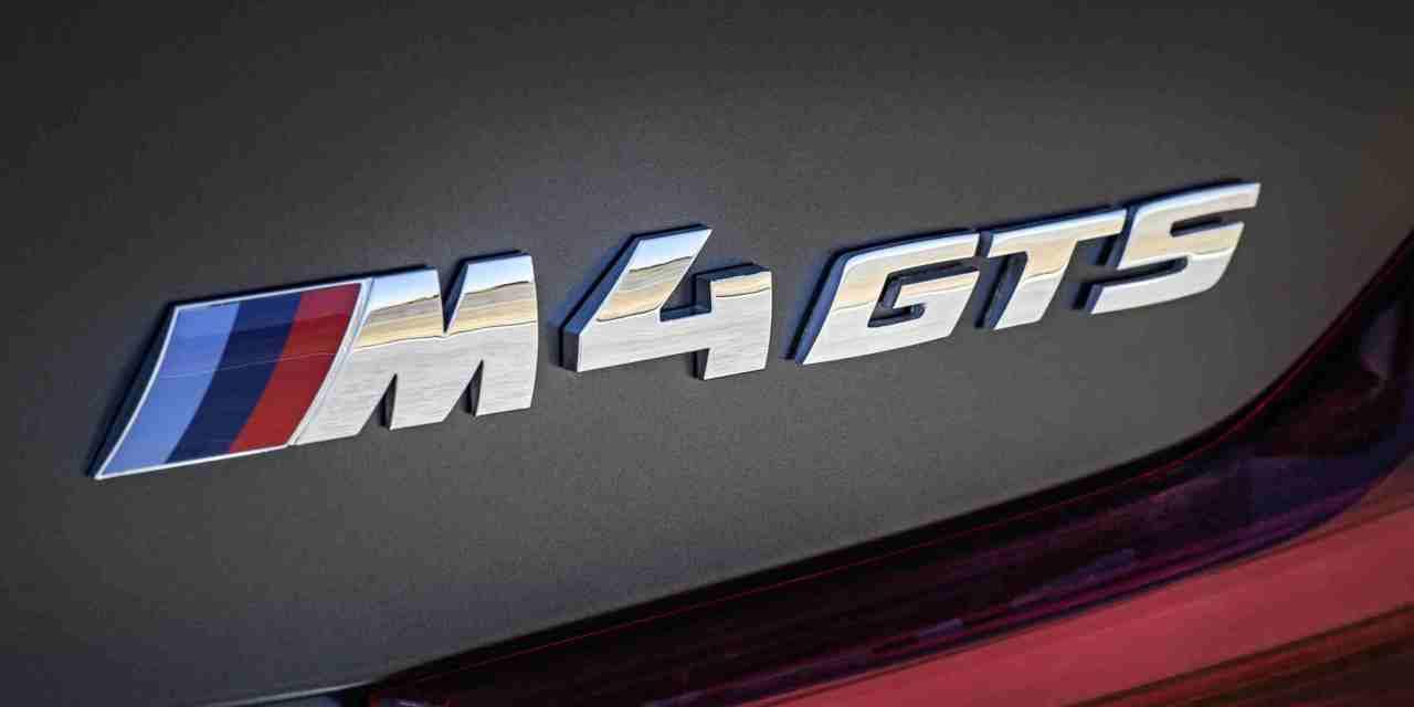BMW M4 GTS POTENZA E DESIGN