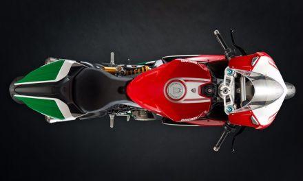 """DUCATI 1299 PANIGALE R FINAL EDITION: """"onore al bicilindrico, il motore più vincente del mondiale SBK"""""""