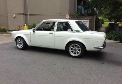 Datsun 510 For Sale In British Columbia Canada Bluebird