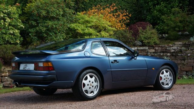 Porsche 944 S2 Immaculate Car Baltic Blue For Sale