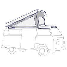 1969 Volkswagen Bus/ Vanagon Camper For Sale Seattle