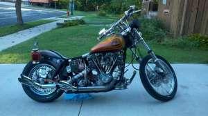 HarleyDavidson Shovelhead #9488820