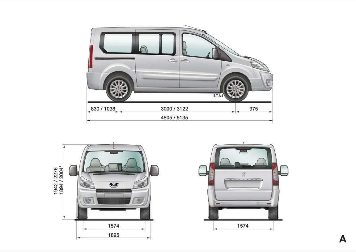 Peugeot Expert Tepee #7017069