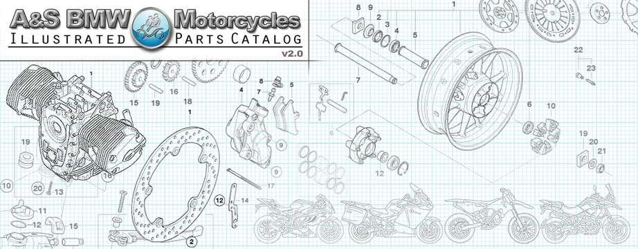 Bmw car parts microfiche