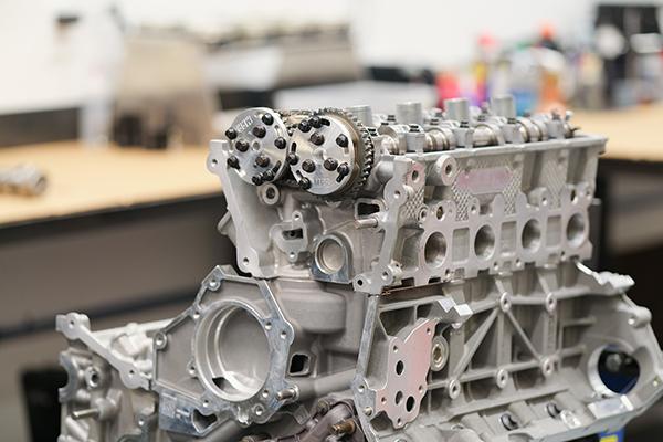 Coyote engine
