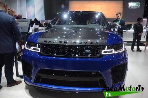20171126 LA MShow Land Rover