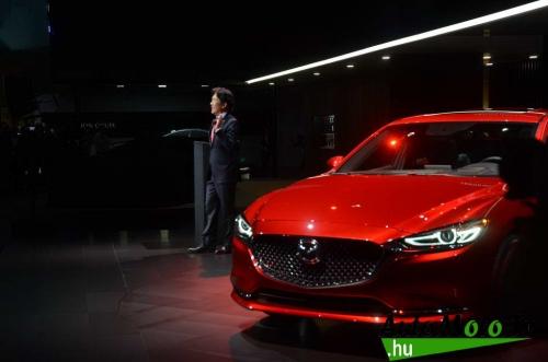 20171126 LA MShow Mazda