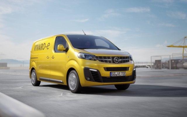 Elektromobil-Opel-Vivaro-e