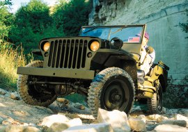 Jeep Willys (1943)