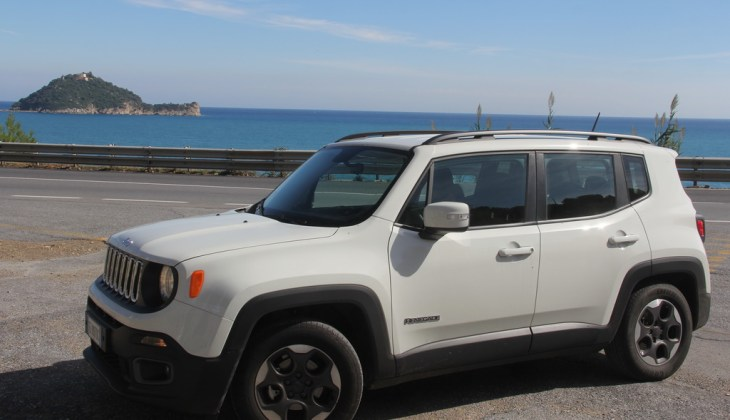 Jeep Renegade – прыткий квадрат