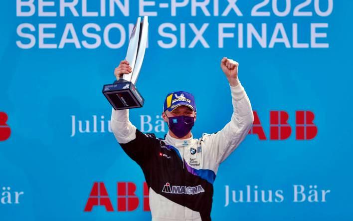 Maximilian Günther (DEU), BMW I Andretti Motorsports, 1st position