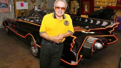 Photo of George Barris: El creador del Batimovil