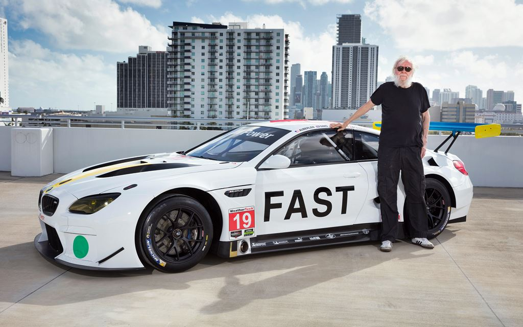 El BMW Art Car de John Baldessari