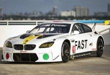 Photo of El BMW Art Car de John Baldessari