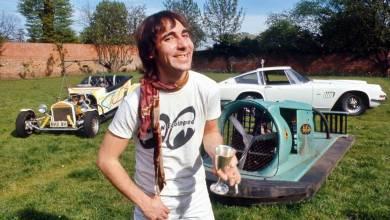 Photo of Keith Moon: El excéntrico baterista de The Who que coleccionaba autos
