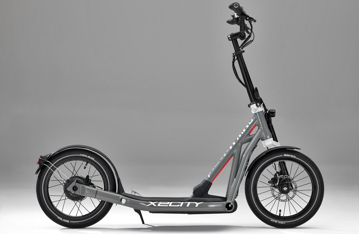 BMW E-Scooter: Patineta eléctrica de alta gama