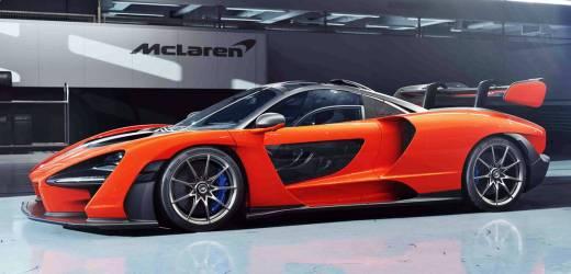 10 cosas que tenés que saber del McLaren Senna