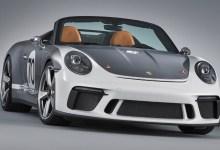 Photo of Porsche 911 Speedster Concept: Sin techo y con 500 CV