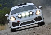 Photo of Conocé el Porsche que podría correr en rally
