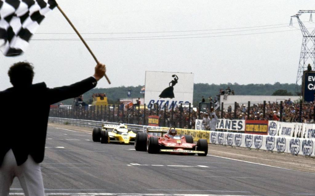 Aquella memorable batalla entre Villeneuve y Arnoux