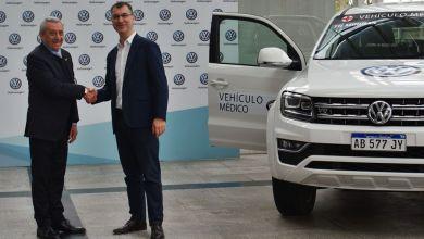 Photo of VW Amarok junto a TC Pick-up