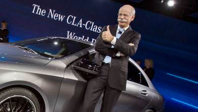 Photo of Dieter Zetsche deja el cargo de presidente de Daimler