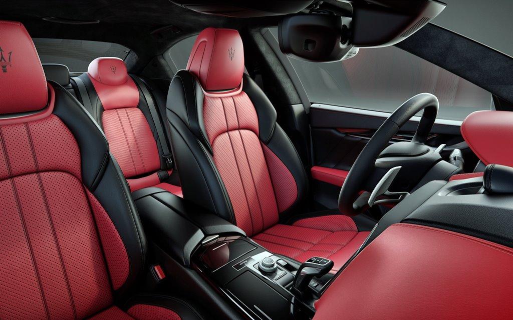 Maserati Ghibli Ribelle: Belleza exclusiva