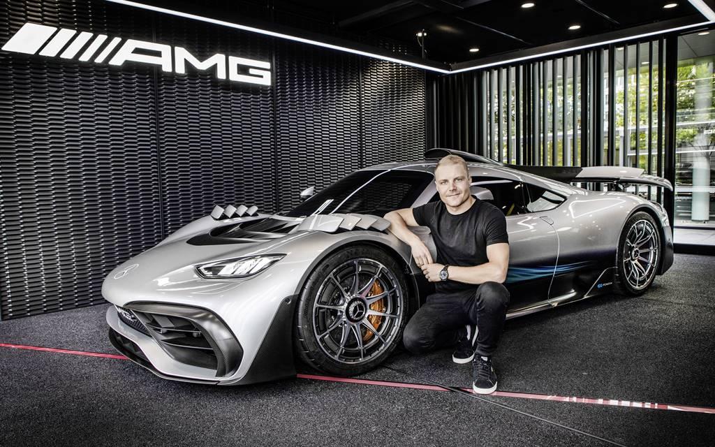 Mercedes-AMG ONE: De la F.1 a la carretera