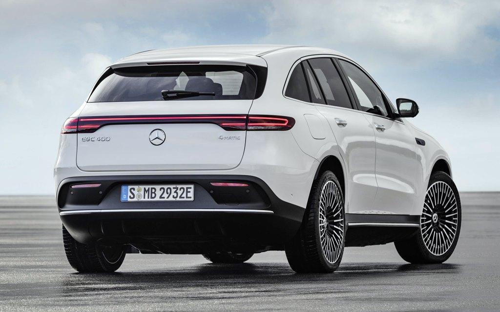 Así es el Mercedes-Benz EQC, el SUV eléctrico del gigante alemán