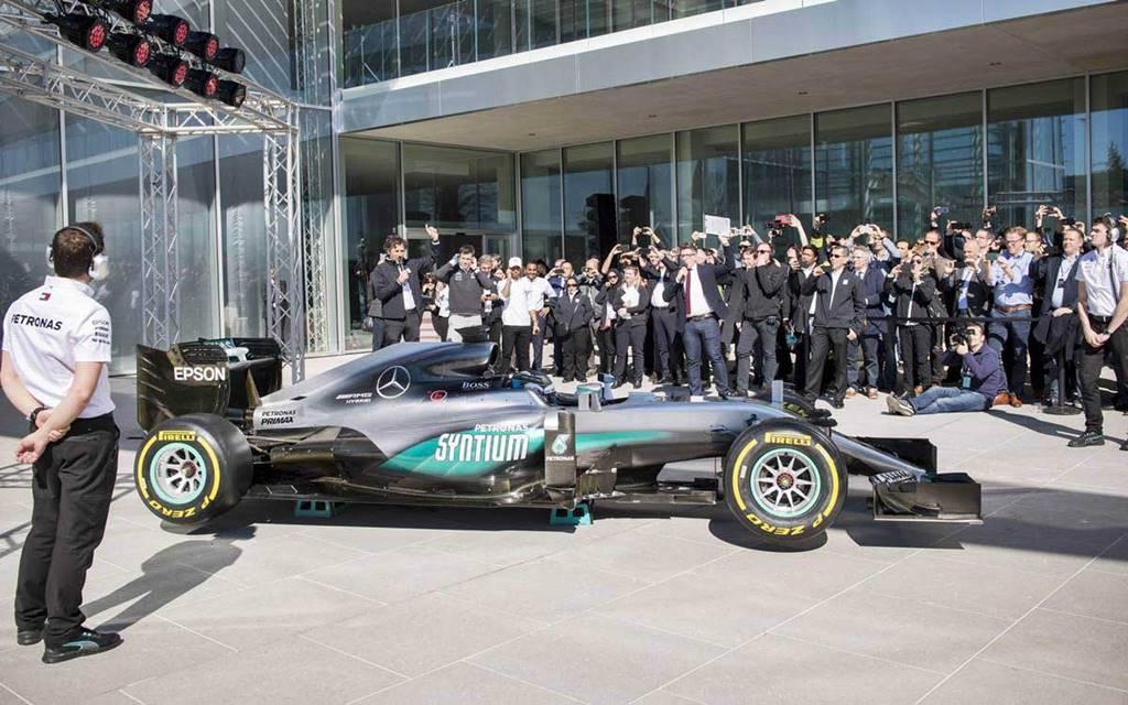 La tecnología de Epson que se luce en la Fórmula 1