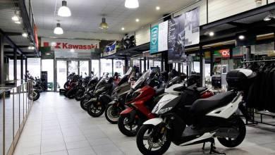 Se patentaron 21.484 motos en junio