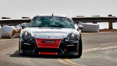 Photo of La aventura de Porsche en Pikes Peak