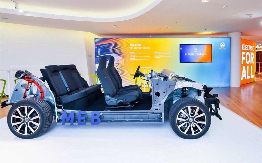 El plan de VW para vender 150.000 autos eléctricos en 2020