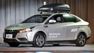Photo of Acer presentó su vehículo autónomo