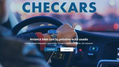 Photo of Checkars: Una nueva manera de comprar por Internet un auto usado