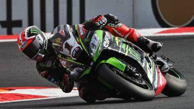 Photo of Jonathan Rea brilla en San Juan