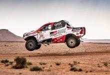 Photo of Toyota se lució en el Rally de Marruecos