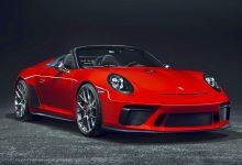 Photo of El Porsche 911 Speedster sale a producción