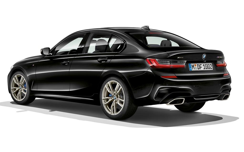 BMW M340i xDrive: Primicia mundial en Los Ángeles