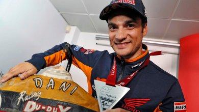 Photo of Dani Pedrosa, Leyenda del MotoGP