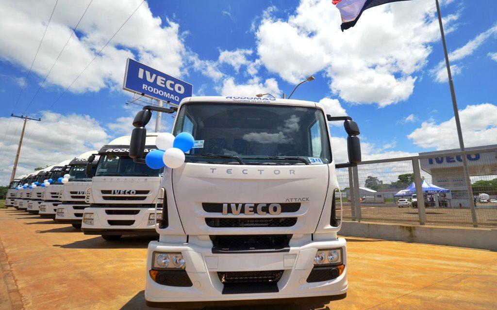 Iveco introduce el Tector Auto-Shift en el mercado paraguayo